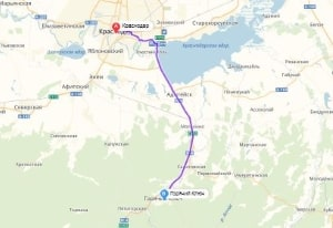 маршрут эвакуатора в краснодаре: Краснодар - Горячий ключ, буксир 24
